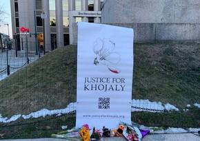 ABŞ-ın Meyn ştatında Xocalı soyqırımı qurbanlarının xatirəsi anılıb