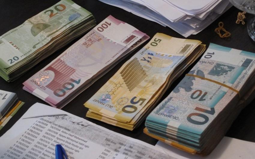 Эффективные курсы азербайджанского маната снизились