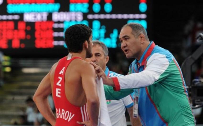 Приняты меры против олимпийского чемпиона Азербайджана по вольной борьбе