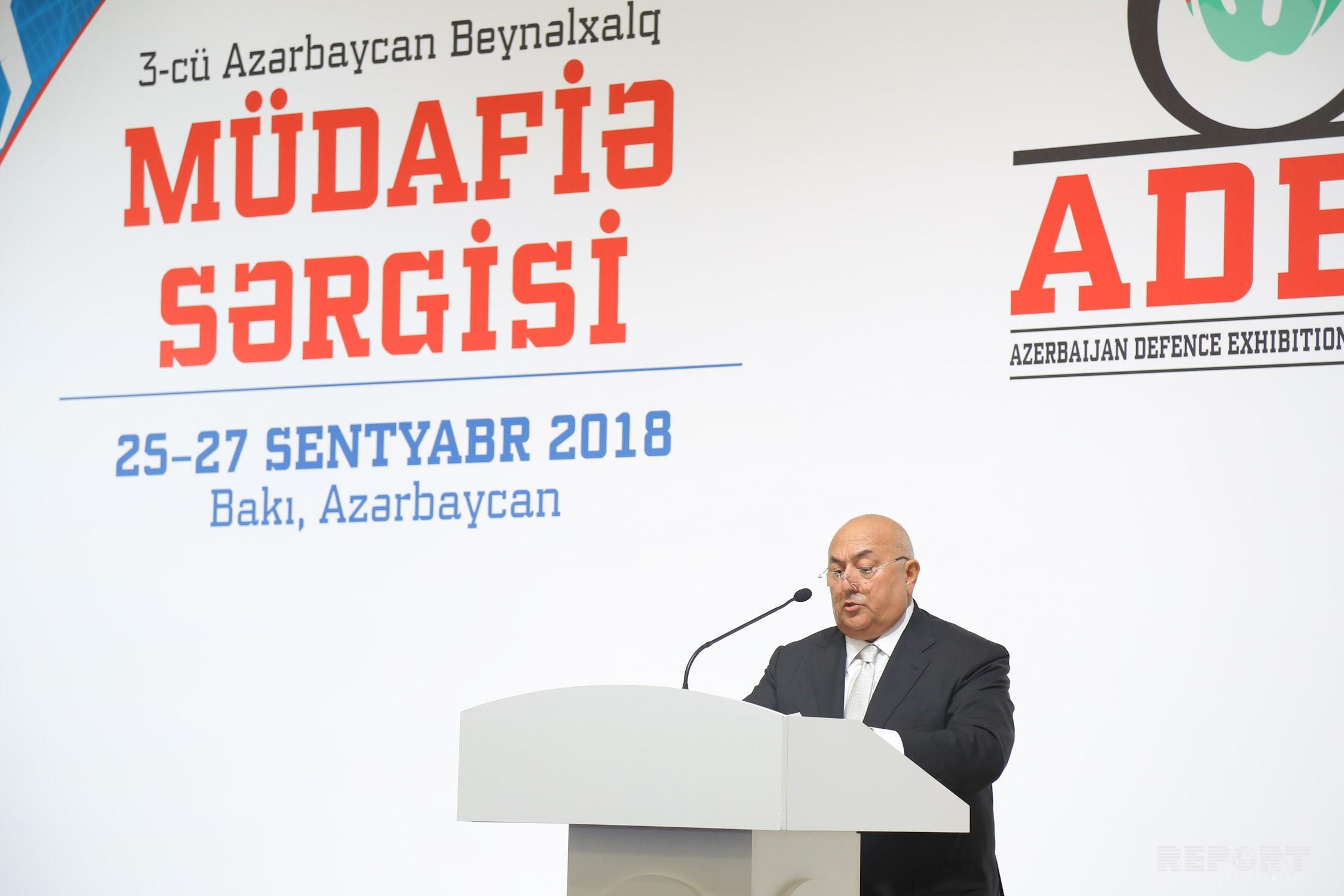 Deputy Minister: Azerbaijan-made weapons included in armament of several countries