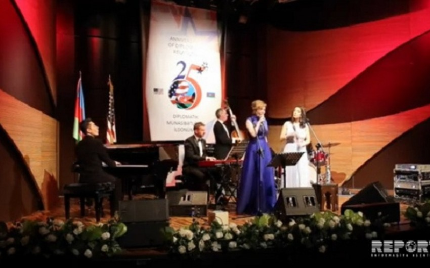 American jazz singer will give public concerts in Azerbaijan