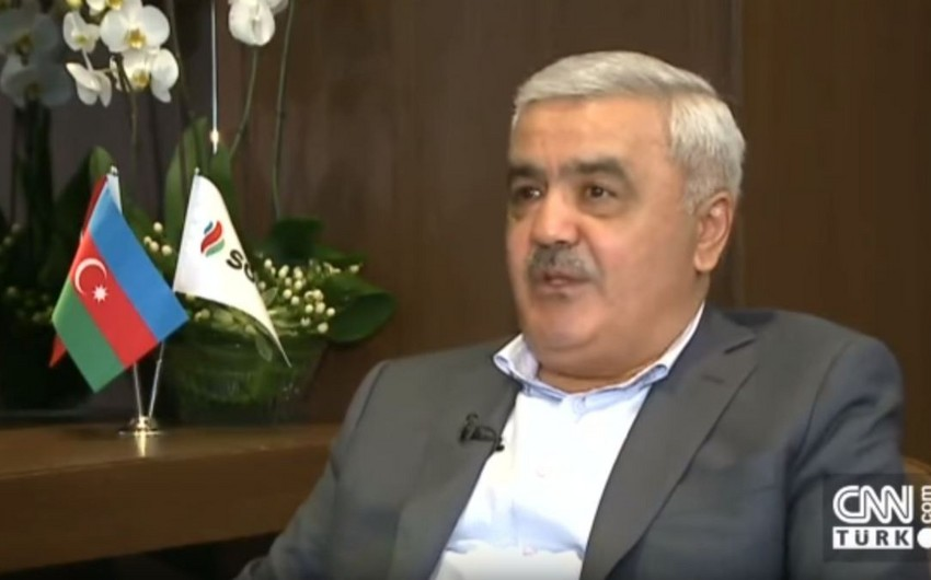 SOCAR President's interview to CNN Turk - VIDEO