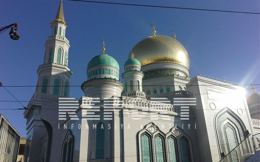 Spiritual Administration of Muslims of Moscow bans gathering of Azerbaijanis in Moscow Cathedral Mosque