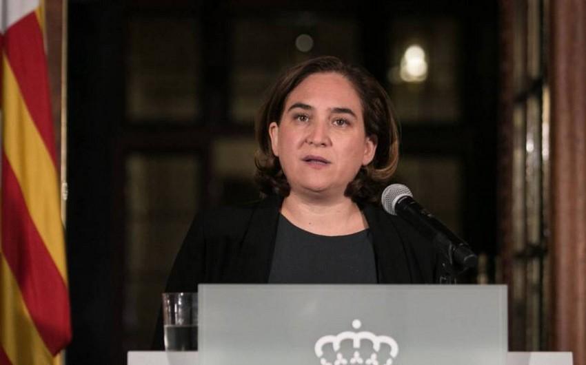 Мэр Барселоны выступила против выхода Каталонии из состава Испании