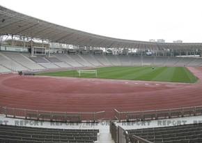 Respublika stadionu Qarabağ - Kayrat oyununa hazırdır