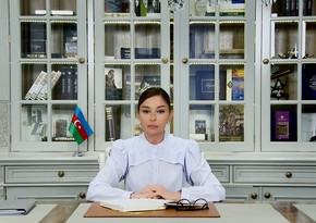 Mehriban Əliyeva YAPsədrinin birinci müavini təyin edilib