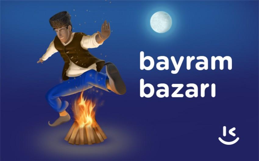 """Kontakt Homeda """"Bayram Bazarı"""" kampaniyası başlayır – 50%-DƏK ENDİRİMLƏR"""