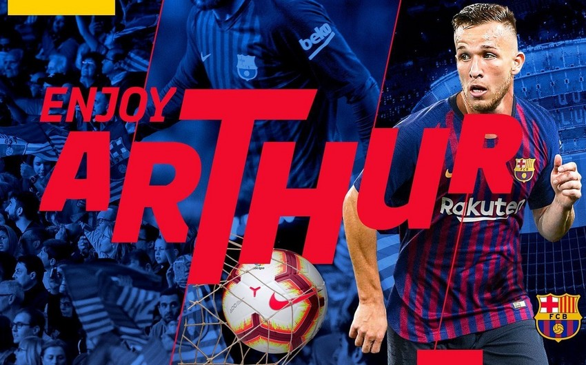 Barselona Braziliya klubunun futbolçusunu transfer edib