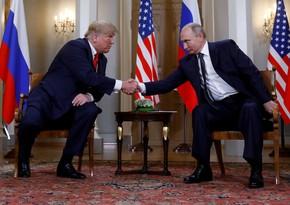 ABŞ prezidenti Putini G7 sammitinə dəvət etmək istəyir