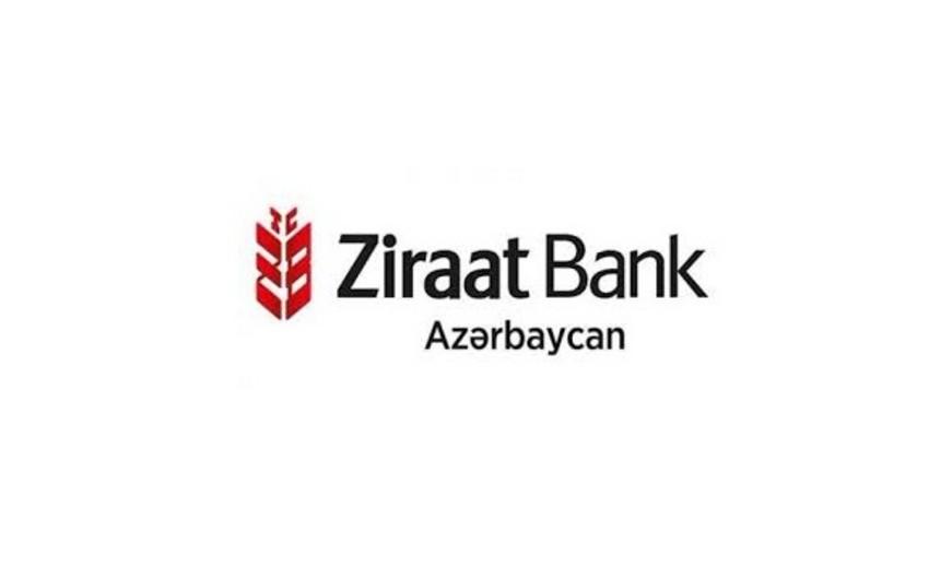Ziraat Bank Azerbaijanın mənfəəti 2 dəfədən çox artıb