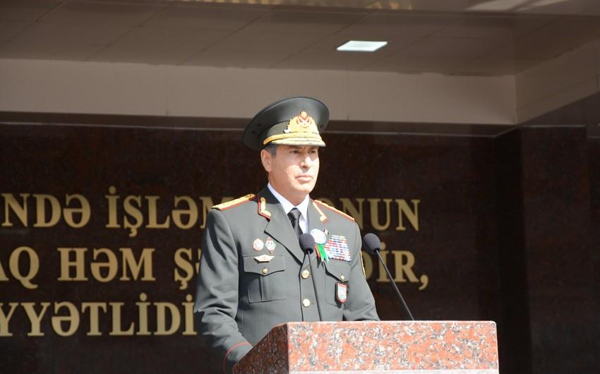 Глава МВД назначил начальника полиции Сумгайыта