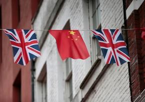 Çin Britaniya parlamentindən uyğurlarla bağlı səsvermənin ləğvini tələb etdi