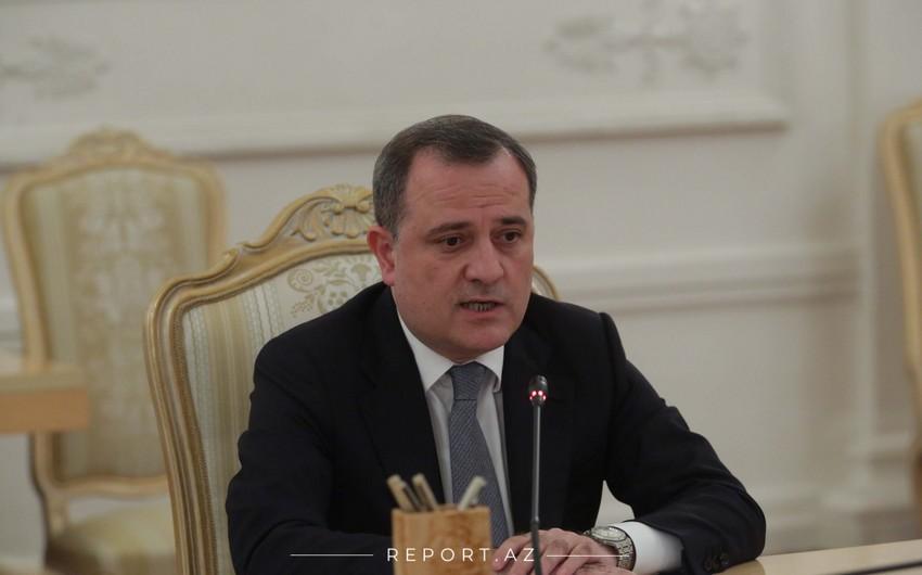 Ceyhun Bayramov: Azərbaycan-Rusiya münasibətləri sürətlə inkişaf edir