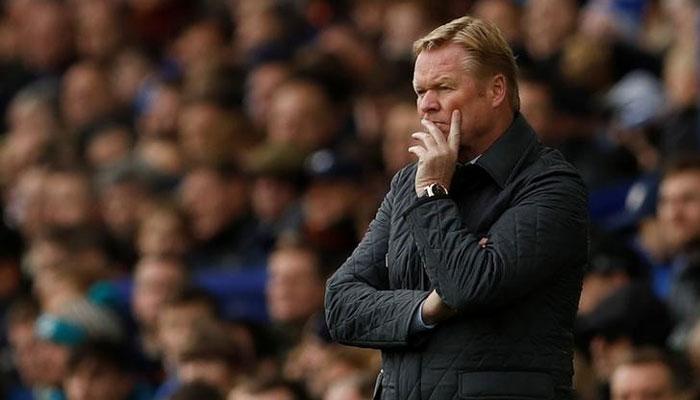 Главный тренер команды Эвертон отправлен в отставку