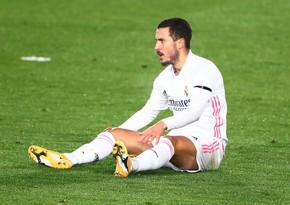 Real Madridin hücumçusu yenə zədələndi