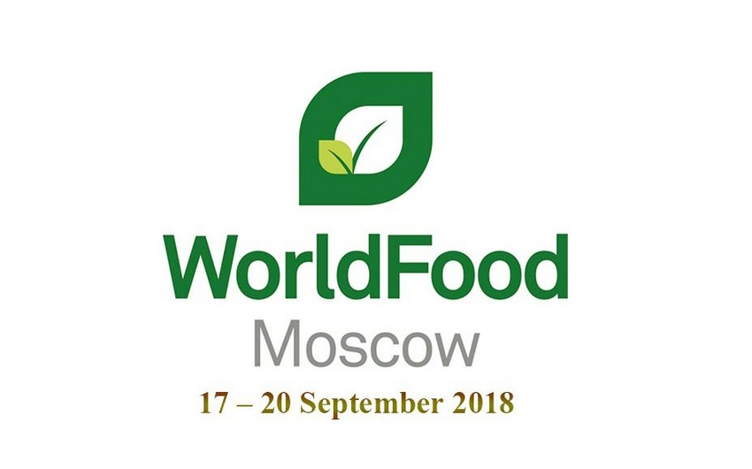 """Azərbaycan məhsulları """"Worldfood Moscow 2018"""" Beynəlxalq Ərzaq Sərgisində nümayiş olunacaq"""