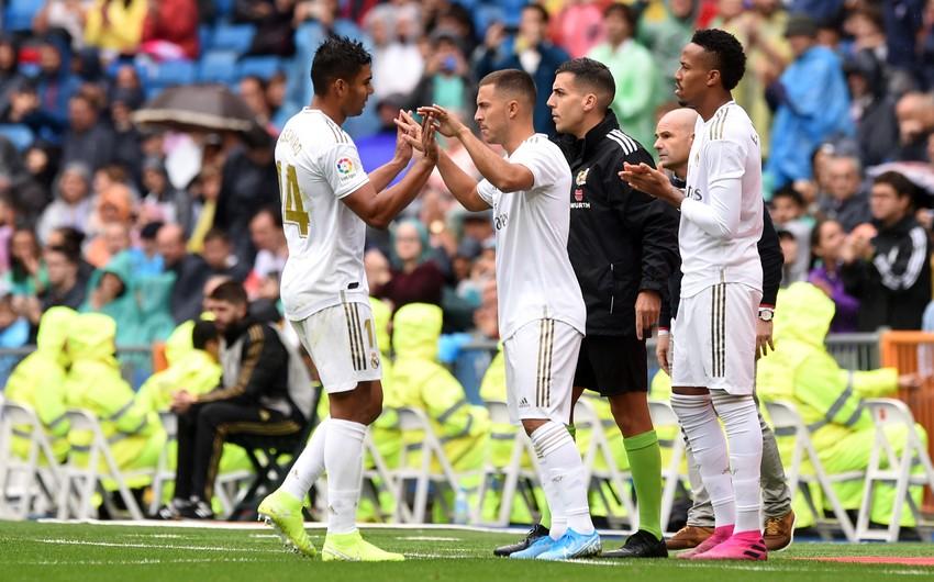 Real Madridin məşhur futbolçuları koronavirusa yoluxdu