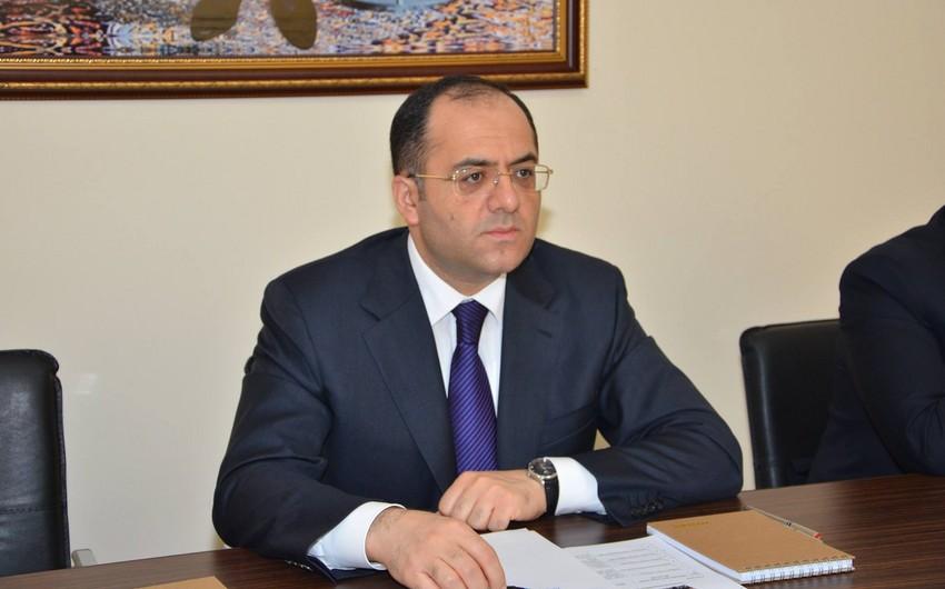 Elman Mehdiyev Qaxda vətəndaşları qəbul edib