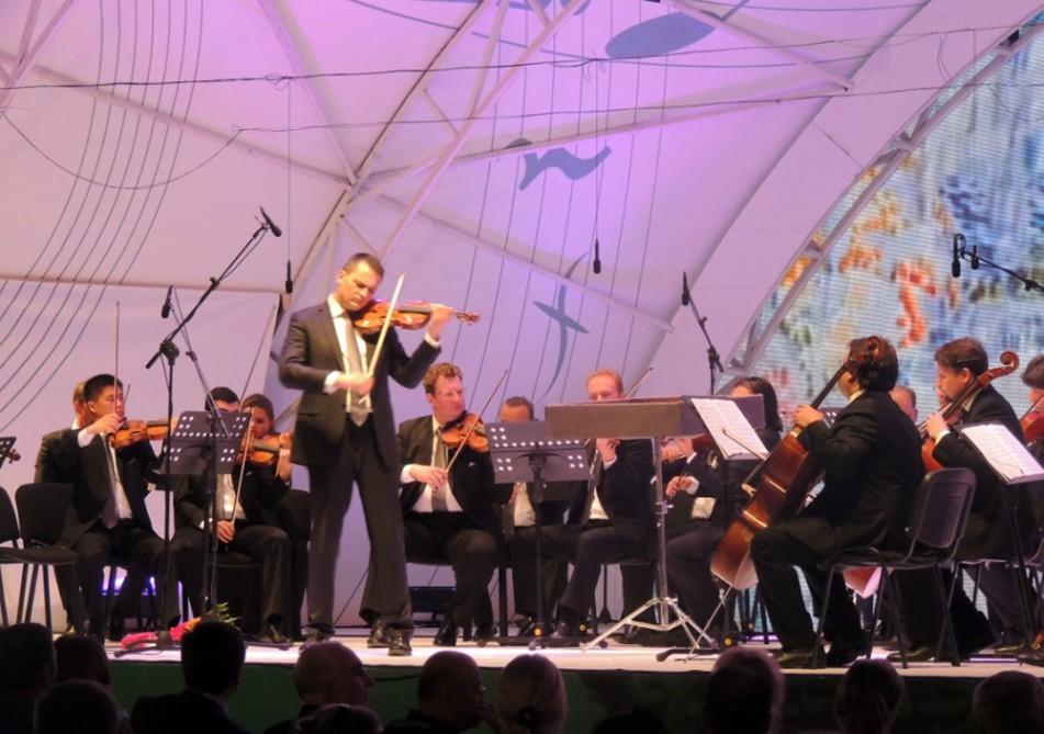 Gabala prepares for the VIII International Music Festival