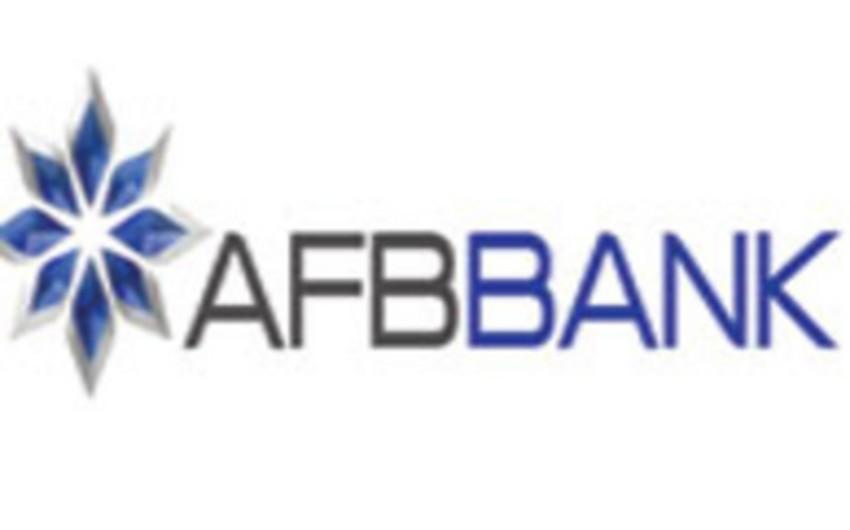 AFB Bank kart sahiblərinə yeni xidmət təqdim edib