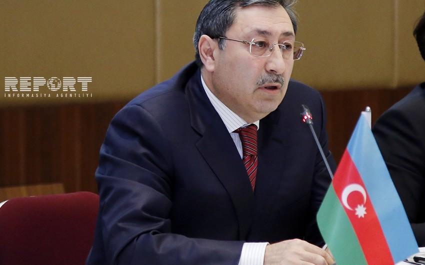 Khalaf Khalafov: Armenians grossly violated international humanitarian law