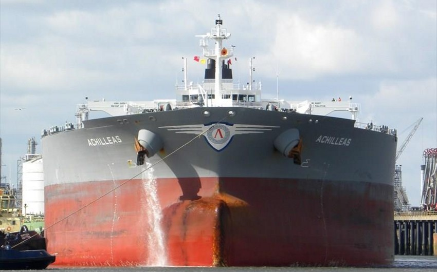 ABŞ İranın 2 milyon barel neftini satıb