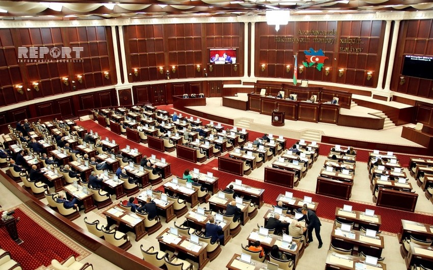 Azerbaijani parliament's committees start activity
