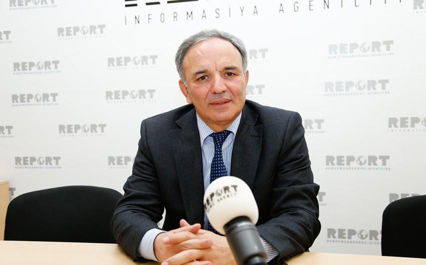 """Əflatun Amaşov """"Şöhrət"""" ordeni ilə təltif edilib"""