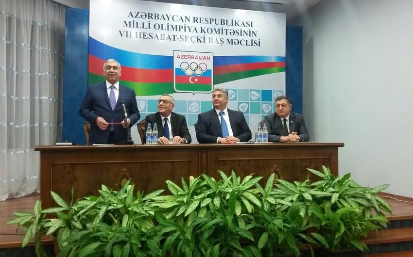 Azərbaycan Həndbol Federasiyasına yeni prezident seçilib