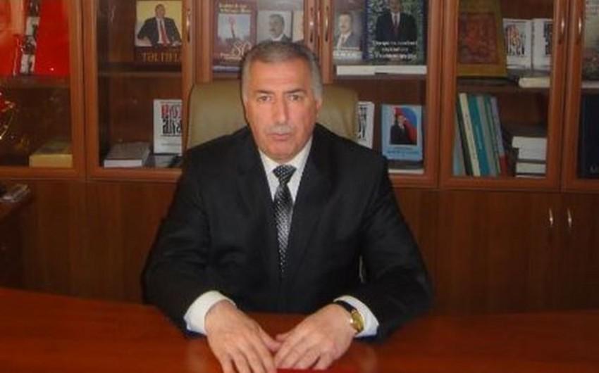 """Aqil Məmmədov: """"Heydər Əliyevin hakimiyyətə qayıdışı ölkənin taleyində dönüşün başlanğıcı oldu"""""""