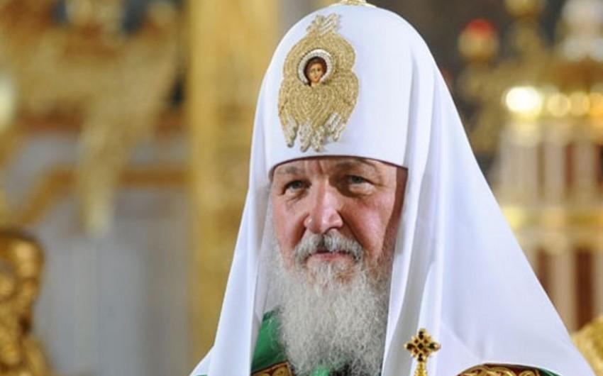 Патриарх Кирилл: Экстремисты прикрывают свои злодеяния религиозными лозунгами, эксплуатируют духовные чувства верующих