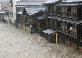 Japan: Flood damage to reach hundreds of millions USD