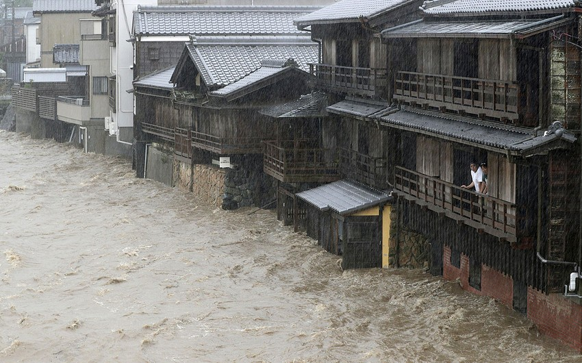 Japan: Flood damage to reach hundreds of millions USD