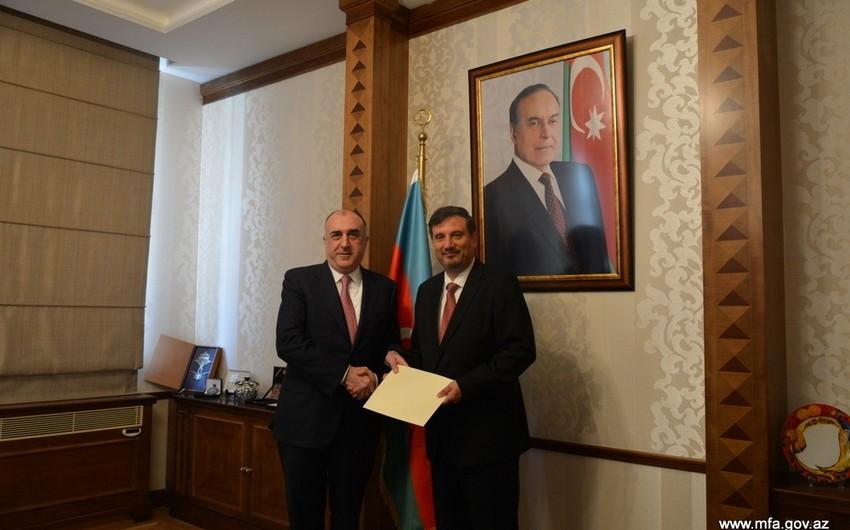 Bolqarıstan Azərbaycana yeni səfir təyin edib