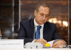 MSK sədrinin müavini Natiq Məmmədov