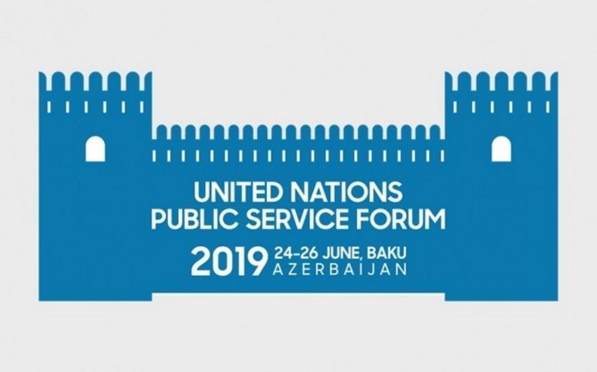 В Баку проходит Форум государственных услуг-2019 ООН