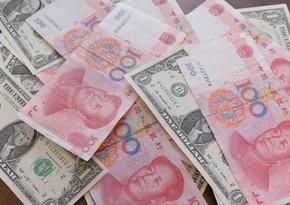 Çin Mərkəzi Bankı yuanın ABŞ dollarına nisbətdə məzənnəsini möhkəmləndirib