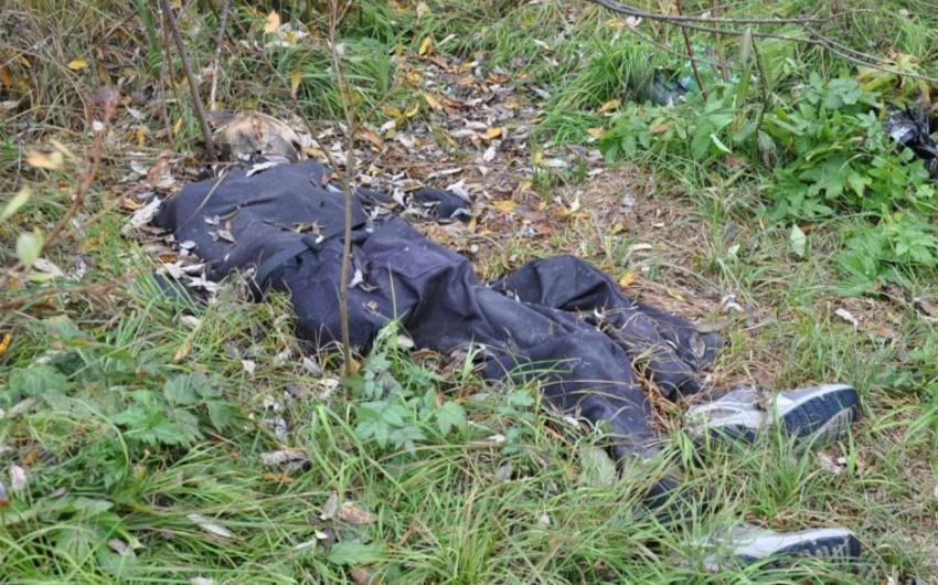 В Гейгеле в овраге обнаружен труп мужчины