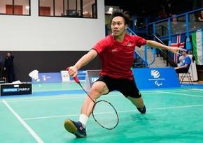 Azərbaycan badmintonçusu Tokio olimpiadasına qələbə ilə başlayıb