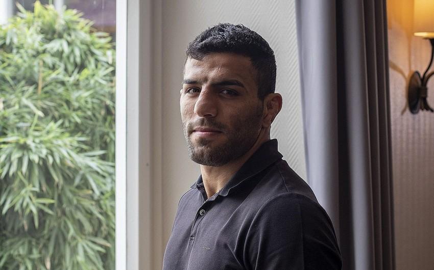 İranlı idmançı İsraildə keçiriləcək yarışa qatıldı