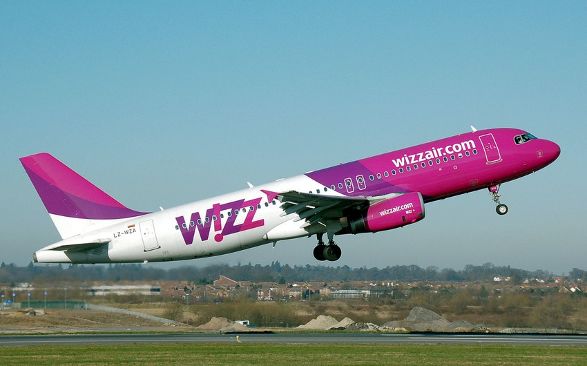 Hungarian WizzAir to reestablish flights to Baku from March