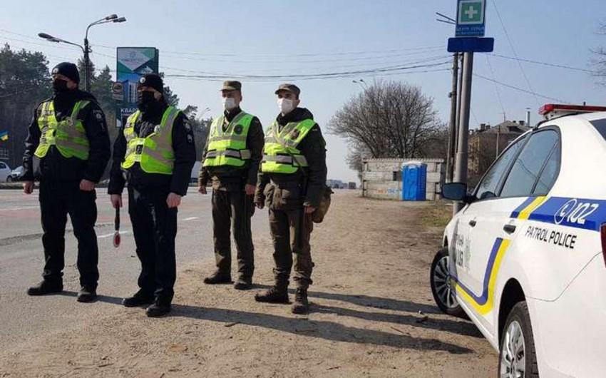 Ukraynada karantin rejimi mayın 22-dək uzadıldı