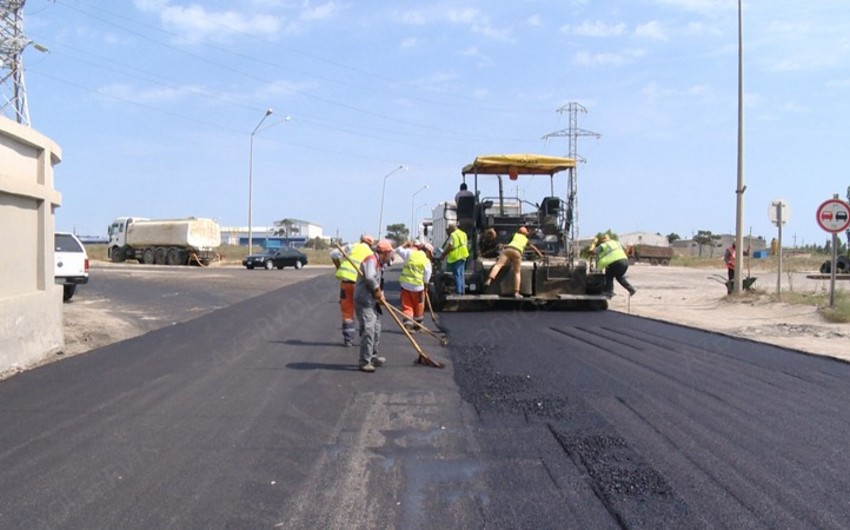 Государственному агентству Азербайджанских автомобильных дорог выделено 5,8 млн манатов