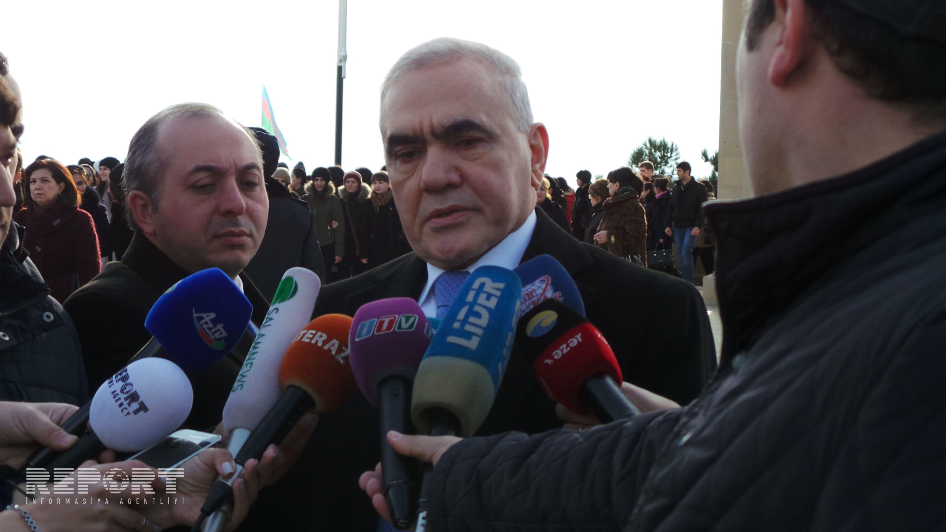 Minister Yaver Jamalov: We can fully supply Azerbaijani army with all ammunition