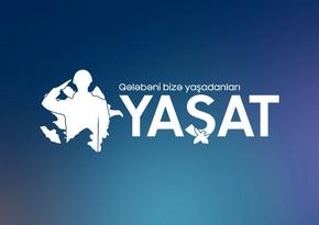 Сумма средств, поступивших в Фонд YAŞAT