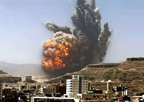 Suriyada 200-ə yaxın terrorçu hava zərbəsi ilə məhv edilib
