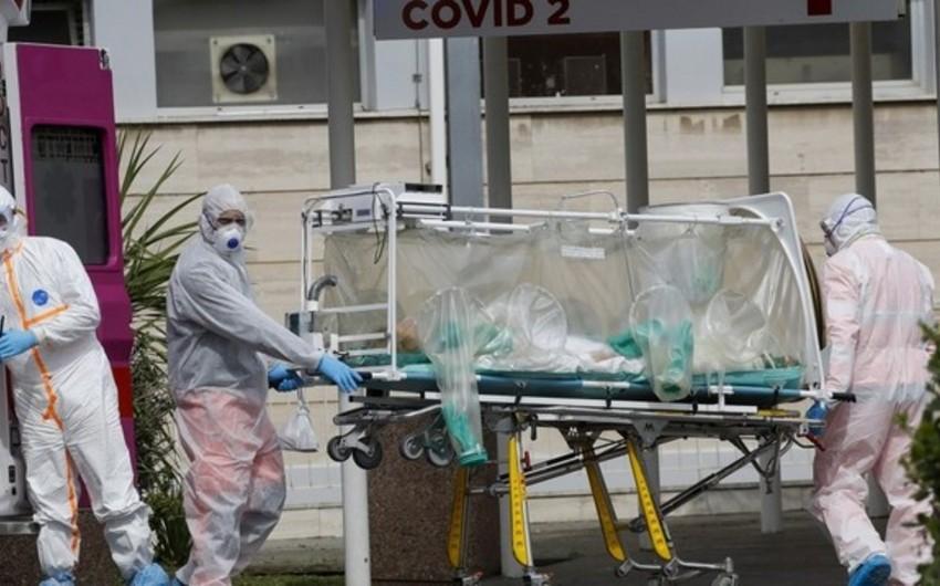 Belçikada bir sutkada 132 nəfər koronavirusdan öldü
