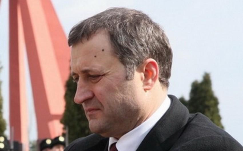 Court arrested Moldovan former PM