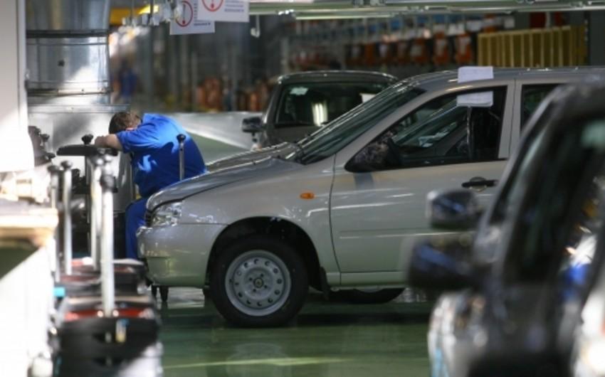 Azərbaycan Rusiyadan 4 min avtomobil idxal edəcək