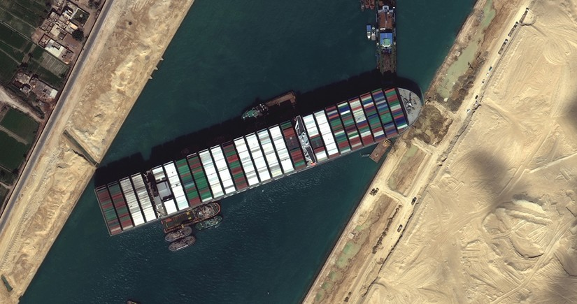 Ever Given's insurer criticizes Egypt for vessel's confiscation